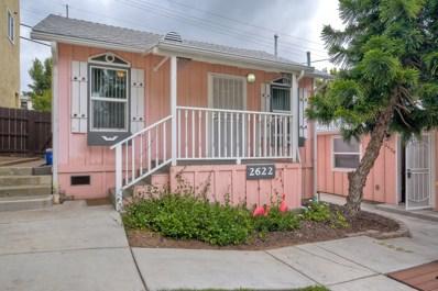 2622 Broadway, San Diego, CA 92102 - MLS#: 170049304