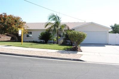 9511 Galston Dr, Santee, CA 92071 - MLS#: 170049337