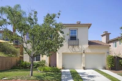 480 Camino Verde, San Marcos, CA 92078 - MLS#: 170049423