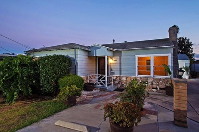 4867 Lyon St, San Diego, CA 92102 - MLS#: 170049448