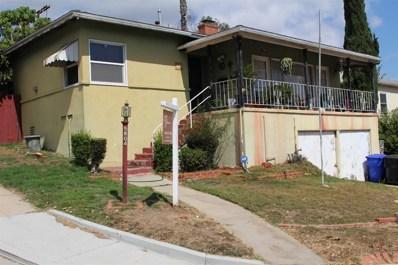 5804 Meade Avenue, San Diego, CA 92115 - MLS#: 170049840