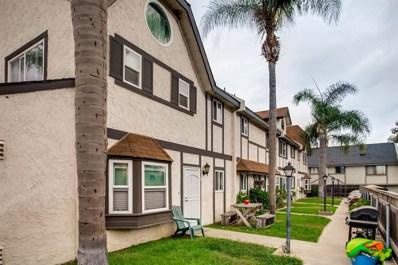 645 13th Street UNIT 9, San Diego, CA 92154 - MLS#: 170049892