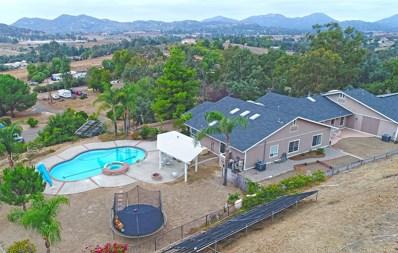 1306 Ramona St, Ramona, CA 92065 - MLS#: 170049904