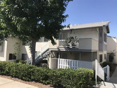 10384 Alphonse St Unit 3E, Santee, CA 92071 - MLS#: 170050005
