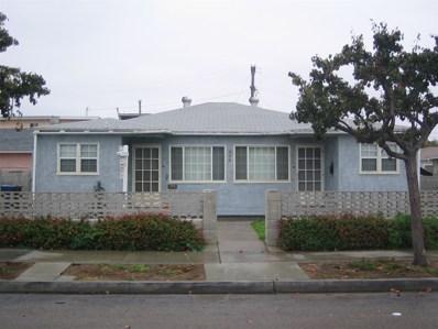 562 VanCe Street, Chula Vista, CA 91910 - MLS#: 170050136