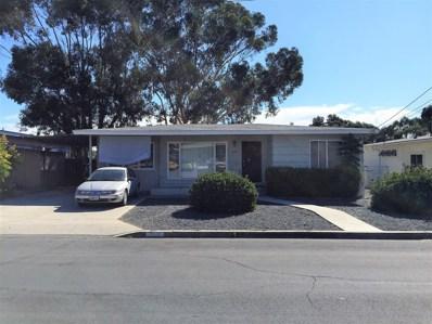 4579 Terry Ln, La Mesa, CA 91942 - MLS#: 170050161