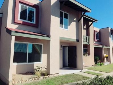 1565 Mendocino Dr UNIT 182, Chula Vista, CA 91911 - MLS#: 170050185