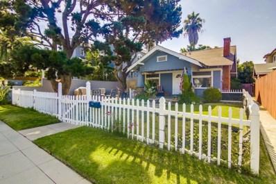867 B Ave, Coronado, CA 92118 - MLS#: 170050218