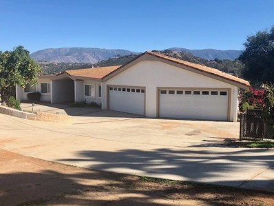 30745 Mesa Crest Rd, Valley Center, CA 92082 - MLS#: 170050341