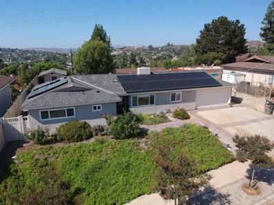 1572 Villa Crest Dr, El Cajon, CA 92021 - MLS#: 170050358