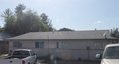 2736-40 Bancroft, Spring Valley, CA 91977 - MLS#: 170050502