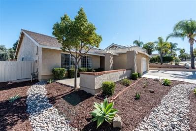 1198 Via Teresa, San Marcos, CA 92069 - MLS#: 170050621