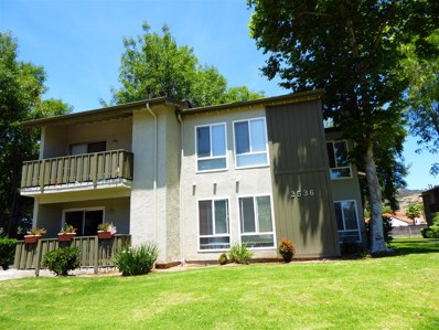2536 White Oak Pl UNIT 3, Escondido, CA 92027 - MLS#: 170050679