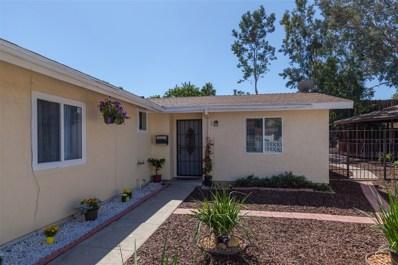 4213 Darwin Way, San Diego, CA 92154 - MLS#: 170050844
