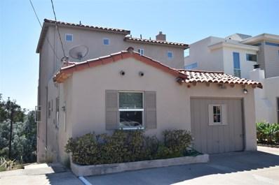405 University Pl, San Diego, CA 92103 - MLS#: 170050887