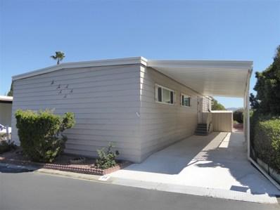 3535 Linda Vista Dr. UNIT 39, San Marcos, CA 92078 - MLS#: 170050891