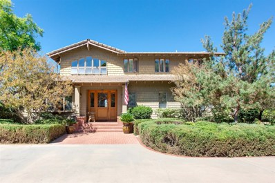 16310 Woodson View Rd, Poway, CA 92064 - MLS#: 170051132