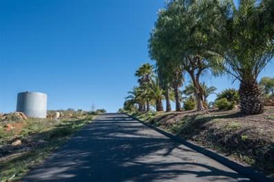 19803 Vista Del Otero, Ramona, CA 92065 - MLS#: 170051136