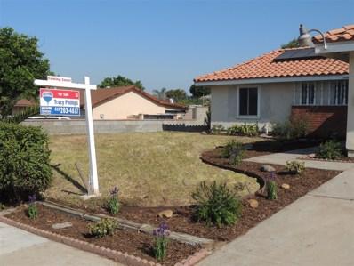 2748 Donax Ave, San Diego, CA 92154 - MLS#: 170051280