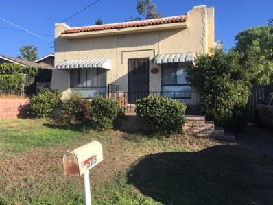 515 W Elder Street, Fallbrook, CA 92028 - MLS#: 170051284