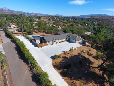 2917 Pioneer Way, Jamul, CA 91935 - MLS#: 170051351