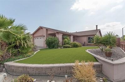 9121 Maranda Drive, Santee, CA 92071 - MLS#: 170051400