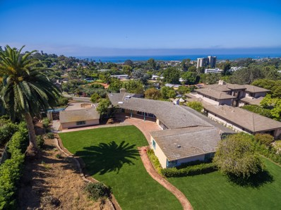 2488 Hidden Valley Road, La Jolla, CA 92037 - MLS#: 170051448