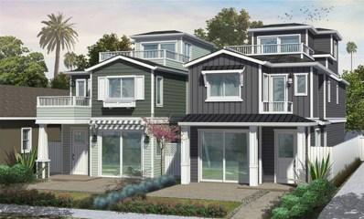 867 Wilbur Ave, San Diego, CA 92109 - MLS#: 170051504