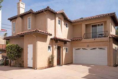 384 Bonair Street, La Jolla, CA 92037 - MLS#: 170051555