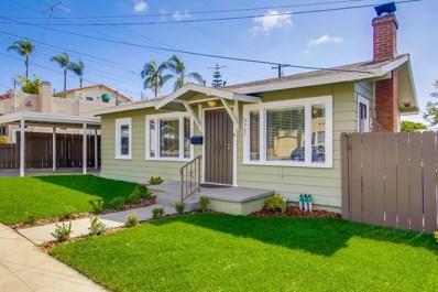 2567 Dwight Street, San Diego, CA 92104 - MLS#: 170051840