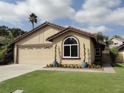 926 Glenwood Way, Escondido, CA 92026 - MLS#: 170051914