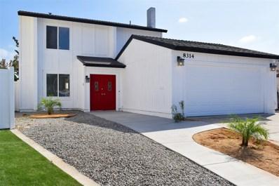 8314 High Winds Way, San Diego, CA 92120 - MLS#: 170051944