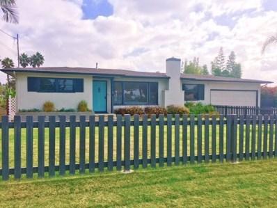 1702 Hunsaker St, Oceanside, CA 92054 - MLS#: 170052007