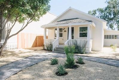 443 W 4th Ave, Escondido, CA 92025 - MLS#: 170052108