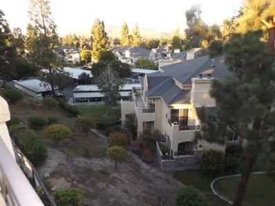 2015 Lakeridge Cir UNIT 301, Chula Vista, CA 91913 - MLS#: 170052189