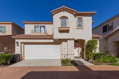 1153 Calle Tesoro, Chula Vista, CA 91915 - MLS#: 170052249