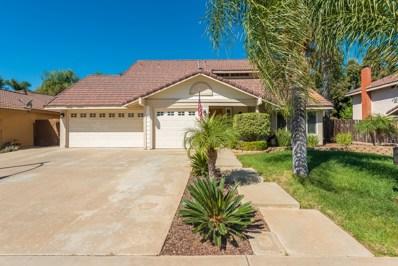 2136 Donahue Drive, El Cajon, CA 92019 - MLS#: 170052313