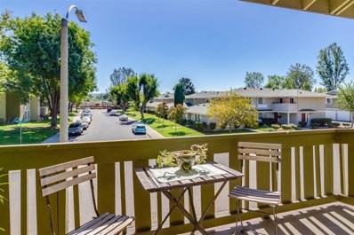 2528 White Oak Pl. UNIT 2, Escondido, CA 92027 - MLS#: 170052326