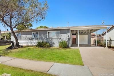 7718 Prairie Mound Way, San Diego, CA 92139 - MLS#: 170052353