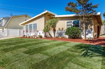 1616 Kurtz Street, Oceanside, CA 92054 - MLS#: 170052372