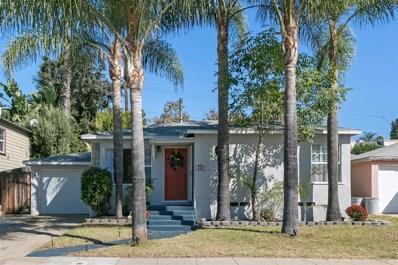 5910 Adelaide, San Diego, CA 92115 - MLS#: 170052438