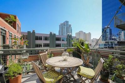 877 Island Ave UNIT 413, San Diego, CA 92101 - MLS#: 170052458