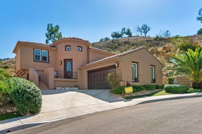 10105 California Waters Dr, Spring Valley, CA 91977 - MLS#: 170052464