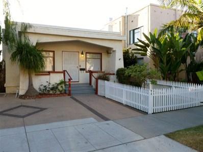 3790 3rd Avenue, San Diego, CA 92103 - MLS#: 170052481