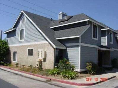 13221 Westmark Way UNIT 20, Poway, CA 92064 - MLS#: 170052514