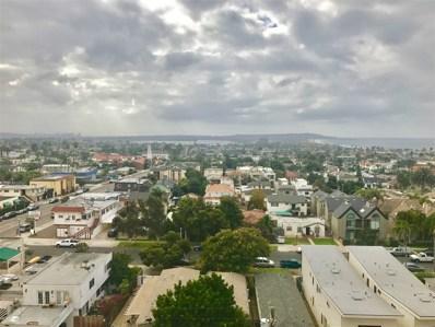 4944 Cass Street UNIT 901, San Diego, CA 92109 - MLS#: 170052771