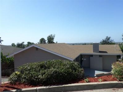 4788 Lee Avenue, La Mesa, CA 91942 - MLS#: 170052846