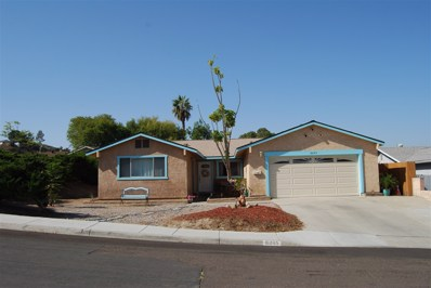 6245 Decanture Street, San Diego, CA 92120 - MLS#: 170052883
