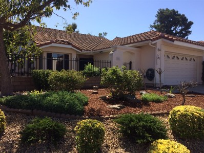 1201 Brewley Ln, Vista, CA 92081 - MLS#: 170052957