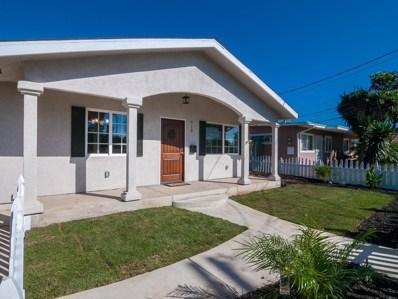 917 7th Street, Imperial Beach, CA 91932 - MLS#: 170053181